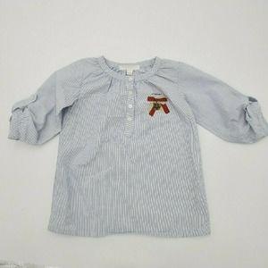 Burberry Tunic Dress 2T